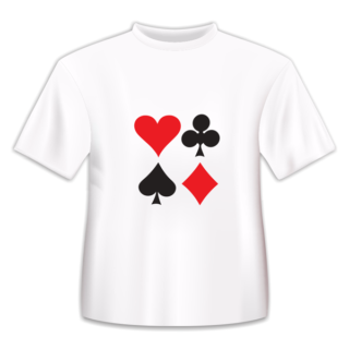 Camisetas criativas Poker 1 320x320 - Camisetas Criativas de Poker